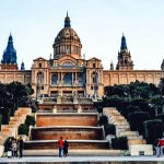 Instagrammable places in Catalonia: MNAC Museum