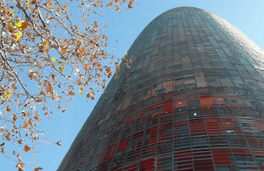 Barcelona Contemporary Buildings: AGBAR Tower