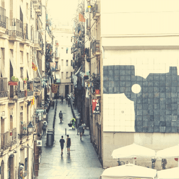 What to do in Raval Barcelona Spain - Explore the district