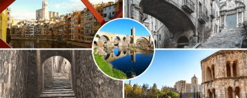 Girona Besalu Day Tour