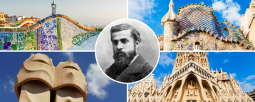 Images of our Gaudi Day Tour