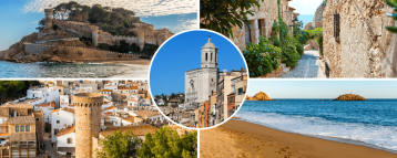 Costa Brava and Girona private tour