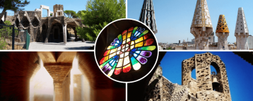 Moments of our Cripta Guell and Palau Guell Tour