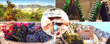 Cava Montserrat Tour from Barcelona Spain
