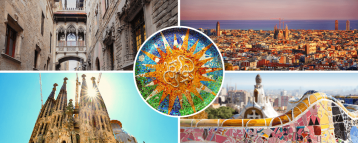 3 great days touring Barcelona Spain