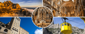 barcelona and montserrat in one day